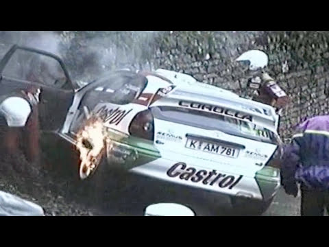 Accidentes espectaculares ( ( (Crashes) ) ) 7º