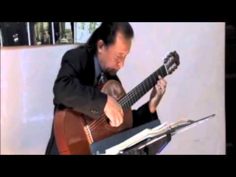 Robert Wetzel - JP Rameau - Minuet - April 10, 2011 in Concert