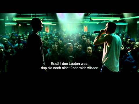 8 Mile - Final Battle (with Subtitles) video