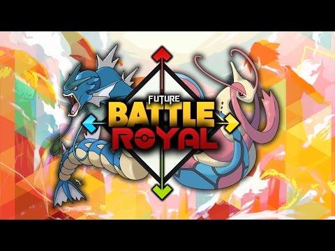 ¡El directo más FAIL! - BATTLE ROYAL de Pokémon Sol y Luna - En Directo