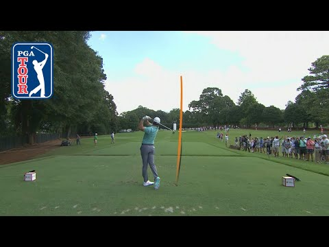 Rory McIlroy's best shot trails at TOUR Championship 2019