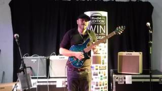 Alex Hutchings Clinic Roland Barcelona 2016
