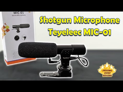 Item review - Teyeleec MIC-01 Shotgun Microphone