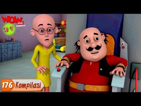 Motu Patlu dalam Bahasa   Kartun Lucu untuk Anak-Anak   Kompilasi - 176   WowKidz Indonesia thumbnail