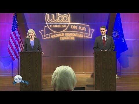 Wisconsin Governor's Debate