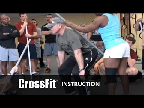 CrossFit - Reviewing the Snatch Image 1