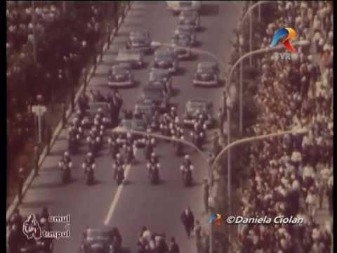 Ceausescu in China si Coreea de Nord - Mapa Speciala - OMUL SI TIMPUL