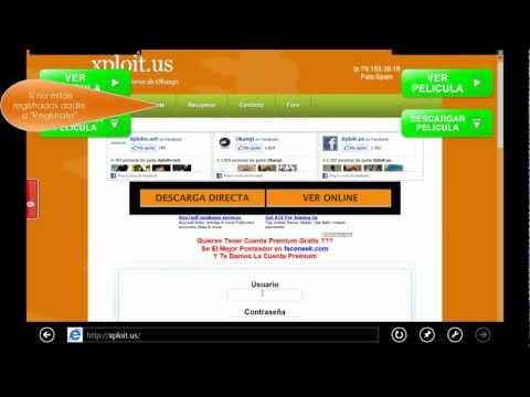Como conseguir contraseñas de Facebook sin programas 2013Web que