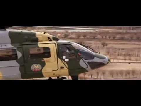 Indian Army Aviation Helicopters - Cheetah , Chetak And Alh  Dhruv video