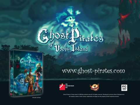 Ghost Pirates of Vooju Island is listed (or ranked) 15 on the list Complete List of All Pirate Video Games Ever Made