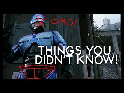 7 Little-known Robocop Facts video