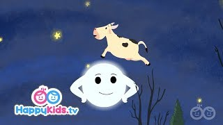 Hey Diddle Diddle | Nursery Rhymes For Kids | Baby Songs | Happy Kids | Pattie and Pixie Show