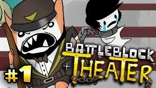 RUINING FRIENDSHIPS - Battleblock Theater w/Nova & Immortal Ep.1