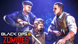 Black Ops 3 Zombies - Mob of the Dead AIRPLANE in DLC 4? Cipher Revealed!