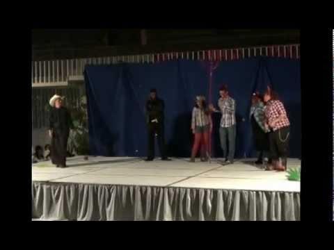 Obras de Teatro para Evangelizar - Pastorela Jovenes Diciembre De 2012
