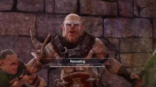 Shadow of War talk speculations and ideas and questions yet to be asked