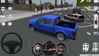 Car Driving School 3D   Driving School: Pro Driver Blue Car Unlocked - Android GamePlay Full HD