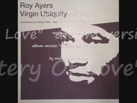 ROY AYERS Virgin Ubiquity & MERRY CLAYTON.