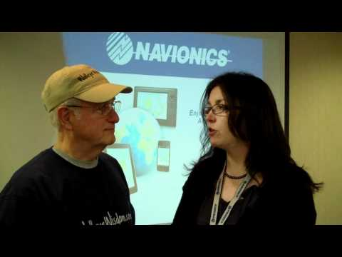 What's The Latest From Navionics?  Rochelle Has the Answers!!