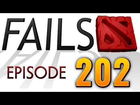 Dota 2 Fails of the Week - Ep. 202