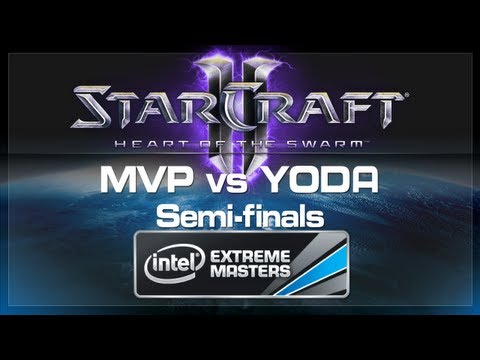 Mvp vs YoDa - SC2 (Semi-finals) - IEM World Championship 2013