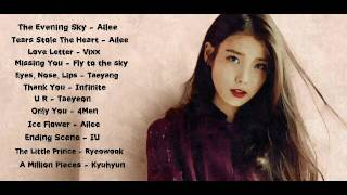 download lagu Hq Best Korean R&b/ballad Songs Vol.1 gratis