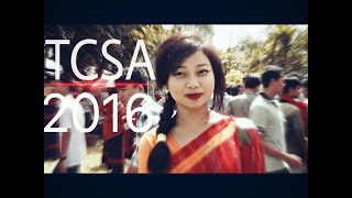 Tripura chakma students association|| new chakma video||2017