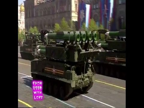 Russian Army (Gear & Weapons) | All Victory Day Parade 2014