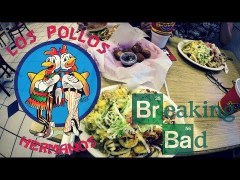 Jedzenie w USA: Kolacja z Breaking Bad - Los Pollos Hermanos thumbnail