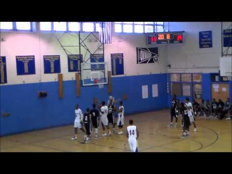 Kendale Truitt Highlights 2012-13