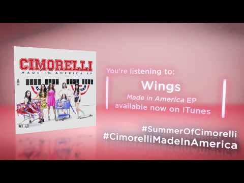 "CIMORELLI ""Made in America"" EP Sampler!"