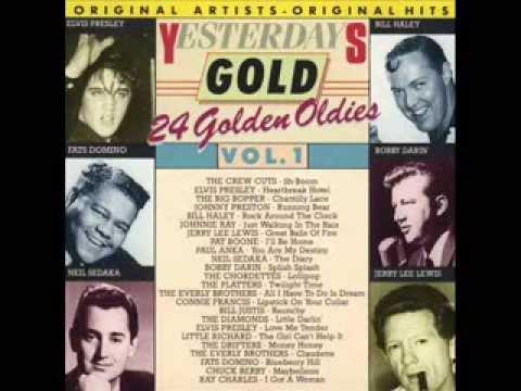 Yesterdays Gold Vol.1 - 24 Golden Oldies-full Album video