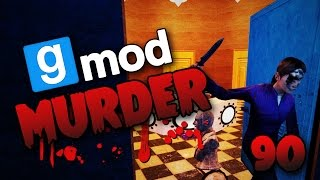 The Power Of Christ Compels You! (Gmod Murder #90)