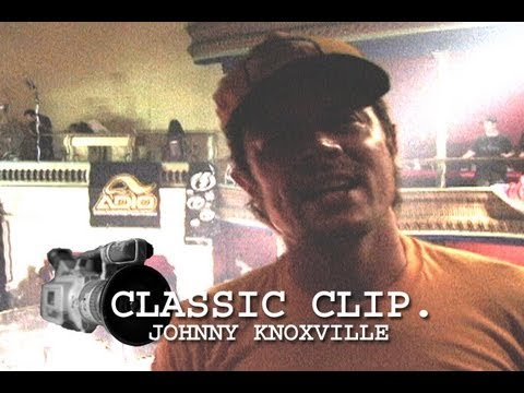 Johnny Knoxville Station ID You are Watching 411 Ryan Dunn