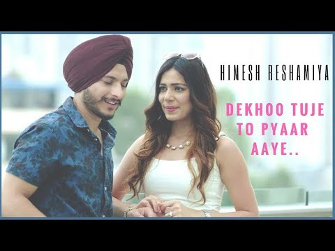 DEKHU TUJHE TO PYAAR AAYE HD _ APNE | Himesh Reshammiya | New Romantic Hindi Songs 2018 | Lazy Boy