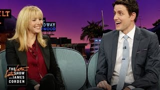 Lisa Kudrow & Zach Woods Were Both Neurotic Children