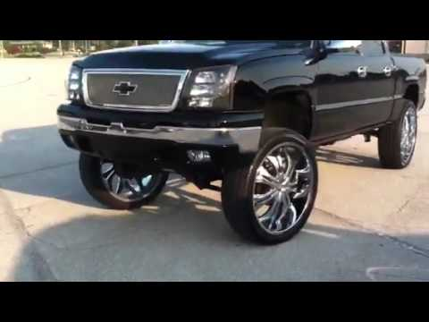 Chevy trucks on 28s and 30s FL.