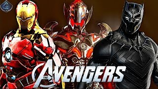 New Avengers Game - Trailer This Week?!