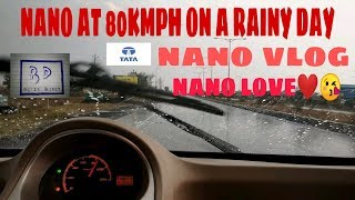 TATA NANO VLOG-3||489KMS HIGHWAY RUN||MILEAGE||NANO GOOD FOR HIGHWAY?KNOW WITH ME.