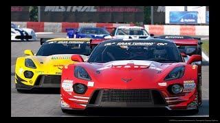 Gran Turismo™SPORT Daily Race 553 Sainte-Croix Chevrolet Corvette C7 GT3 Broadcast