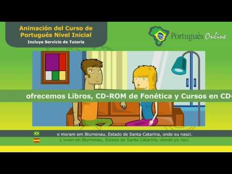Curso de Portugués Online - Unidad 1 Nivel Inicial - PortuguésOnline