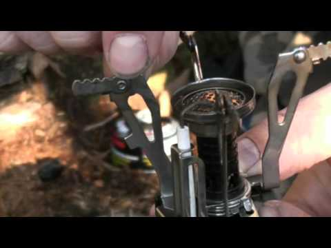 3 inch Mini Backpacking. Hiking. Camping Stove