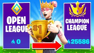 I Reached Champion Division in 24 Hours of Season X