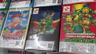 RAW Japanese Retro Games: Mandarake Fukuoka Tenjin