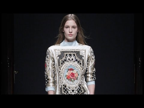 Balmain Fashion Show Fall Winter 2012/2013