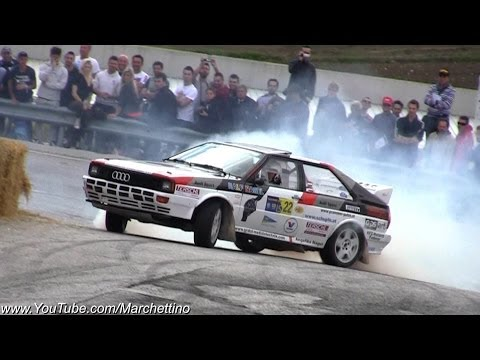 Best of Pure Rally Sounds! - 11° Rally Legend 2013