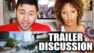 RA ONE Trailer Discussion by Jaby & M3tal Jess!