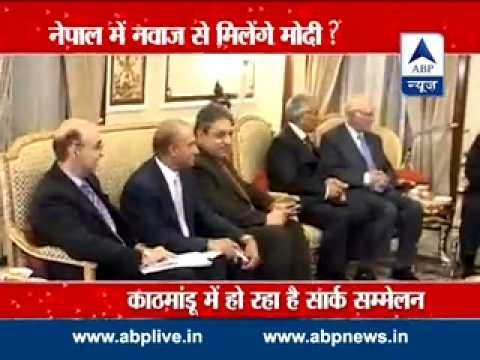 ABP News special : 'Namo-Namo' in Nepal l Will Modi meet Nawaz Sharif at SAARC Summit