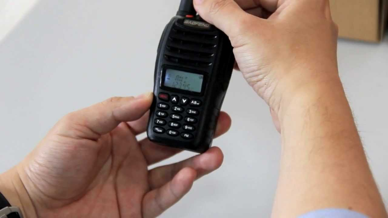 Dual Band Handheld Radio Review Dual Band Handheld Radio