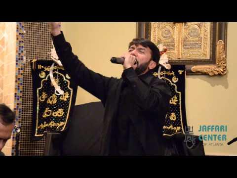 Ali Safdar LIVE 2014/1435 at Jaffari Center of Atlanta, USA on Shahdat of Imam Jafar Sadiq (A.S) HD